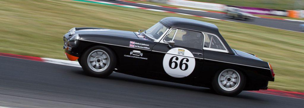 MGB Race Car Goodwood