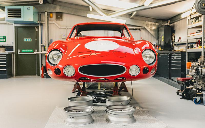 Ferrari 250 GT Restoration
