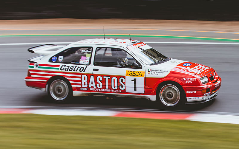 Ford Cosworth Bastos
