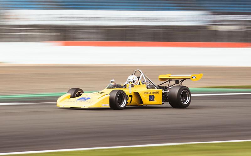 Finance for motor racing