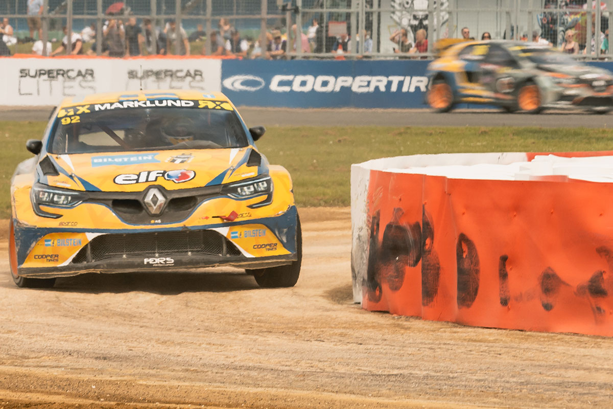 Renault Rally Cross