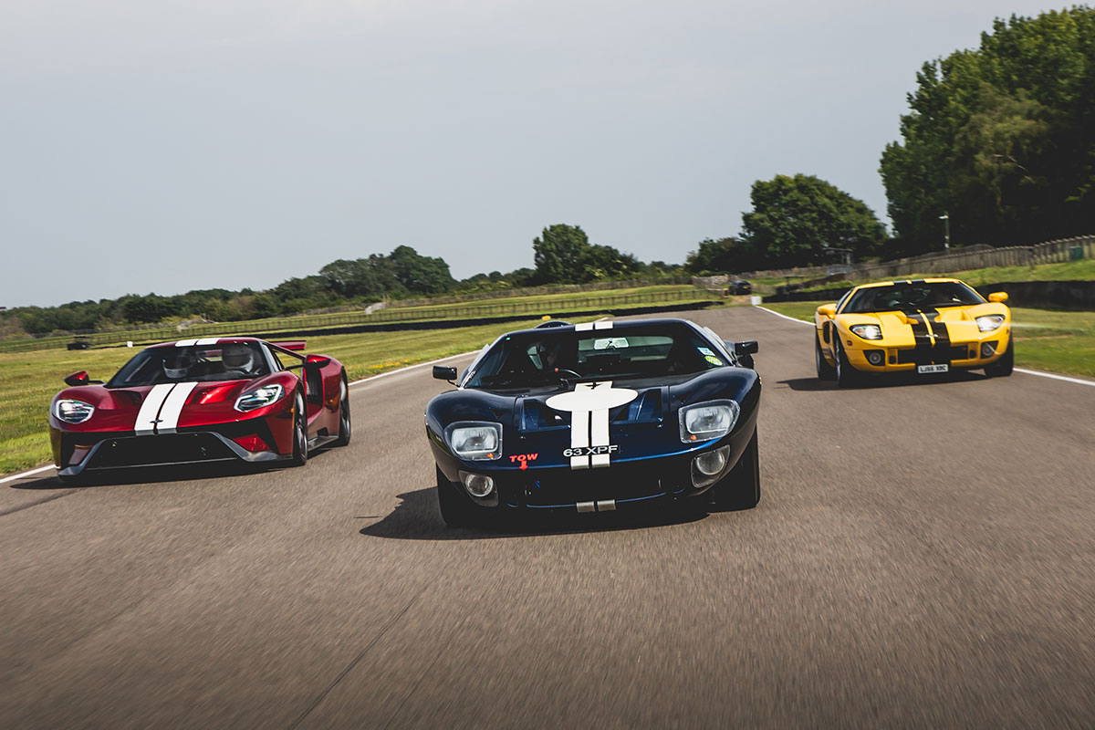 Ford GT40 Goodwood