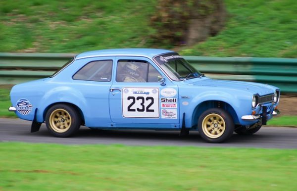 Ford Escort race car