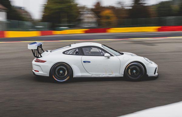 Porsche Spa