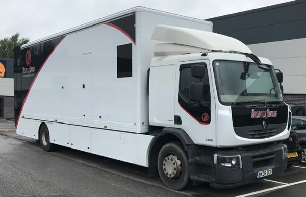 Race Truck Finance