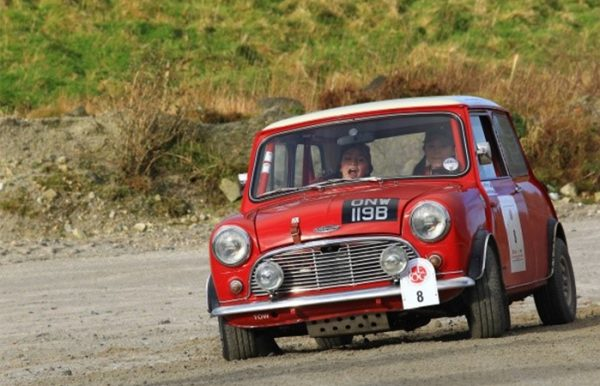 Rally Mini Whyte Sisters