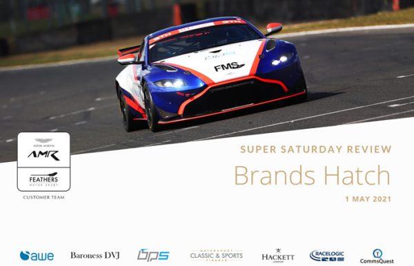 Feathers Motorsport Brands Hatch